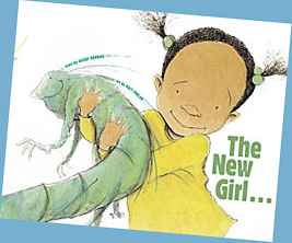 The New Girl by Jacqui Robbins